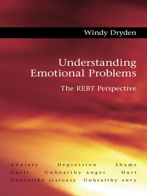 cover image of Understanding Emotional Problems