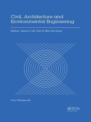 cover image of Civil, Architecture and Environmental Engineering