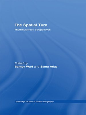 cover image of The Spatial Turn