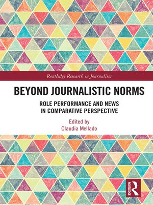 cover image of Beyond Journalistic Norms