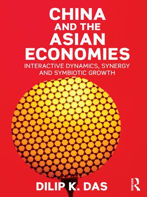 cover image of China and the Asian Economies