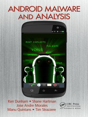 cover image of Android Malware and Analysis