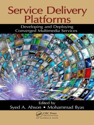 cover image of Service Delivery Platforms