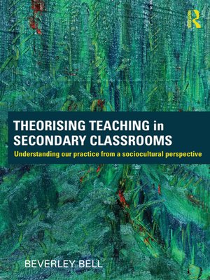 cover image of Theorising Teaching in Secondary Classrooms