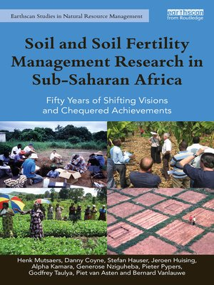 cover image of Soil and Soil Fertility Management Research in Sub-Saharan Africa