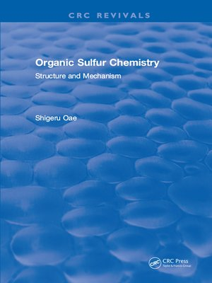 cover image of Organic Sulfur Chemistry