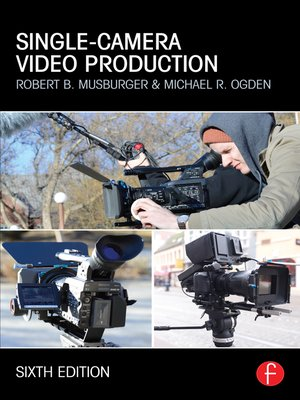 cover image of Single-Camera Video Production