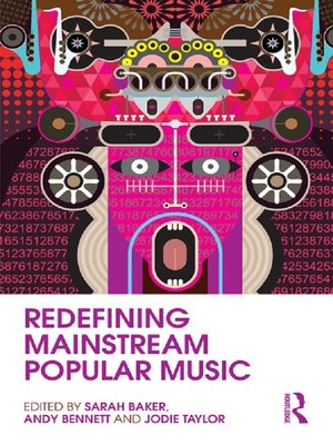 cover image of Redefining Mainstream Popular Music