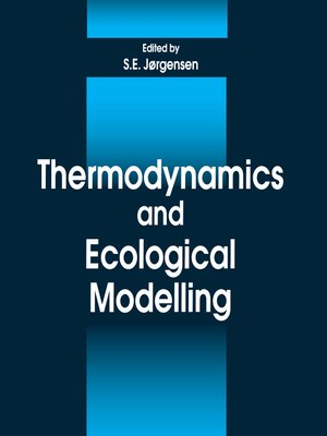 cover image of Thermodynamics and Ecological Modelling