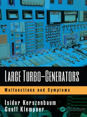 cover image of Large Turbo-Generators