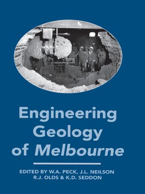 cover image of Engineering Geology of Melbourne