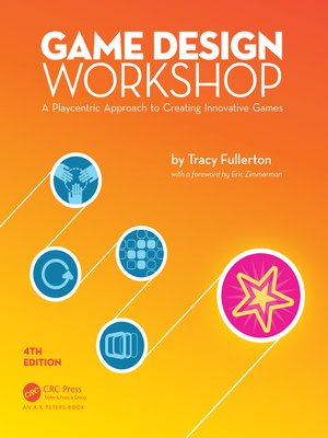 cover image of Game Design Workshop