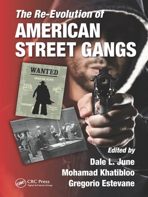 cover image of The Re-Evolution of American Street Gangs
