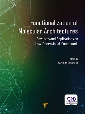 cover image of Functionalization of Molecular Architectures