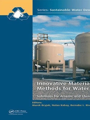 cover image of Innovative Materials and Methods for Water Treatment