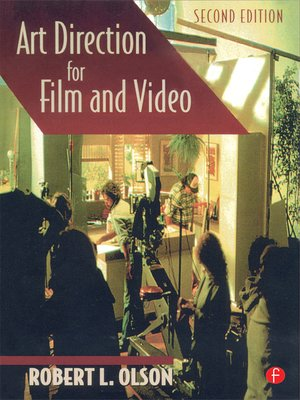 cover image of Art Direction for Film and Video
