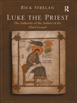 cover image of Luke the Priest