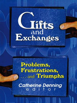 cover image of Gifts and Exchanges