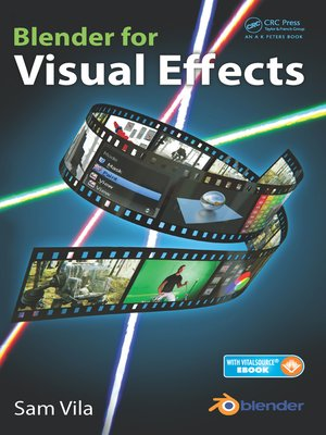 cover image of Blender for Visual Effects