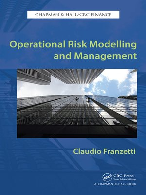 cover image of Operational Risk Modelling and Management
