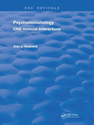 cover image of Psychoimmunology