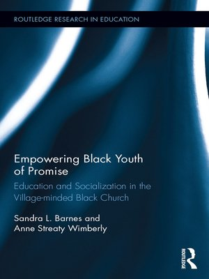 cover image of Empowering Black Youth of Promise