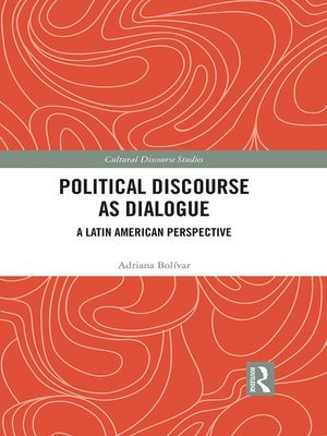 cover image of Political Discourse as Dialogue