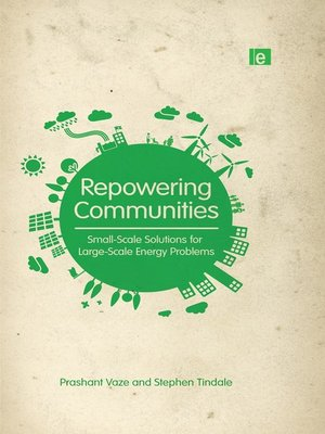 cover image of Repowering Communities