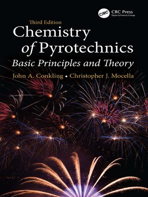 cover image of Chemistry of Pyrotechnics