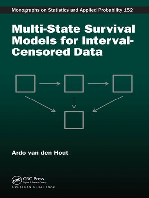 cover image of Multi-State Survival Models for Interval-Censored Data