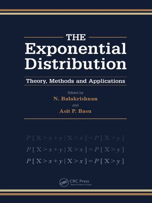 cover image of Exponential Distribution