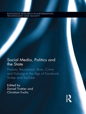 cover image of Social Media, Politics and the State