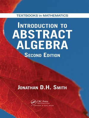 cover image of Introduction to Abstract Algebra