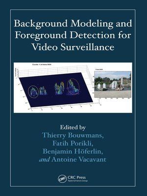 cover image of Background Modeling and Foreground Detection for Video Surveillance