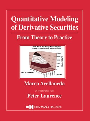 cover image of Quantitative Modeling of Derivative Securities