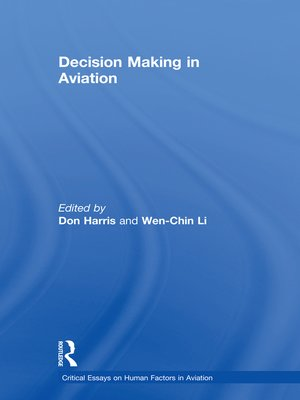 cover image of Decision Making in Aviation