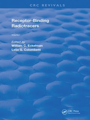 cover image of Receptor Binding Radiotracers