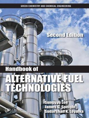 cover image of Handbook of Alternative Fuel Technologies