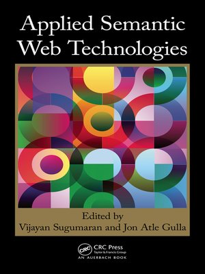 cover image of Applied Semantic Web Technologies