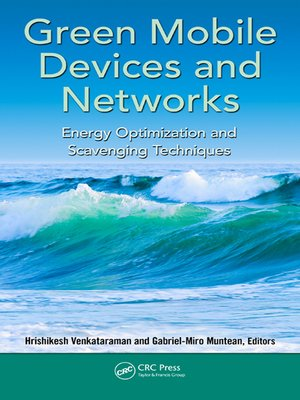 cover image of Green Mobile Devices and Networks