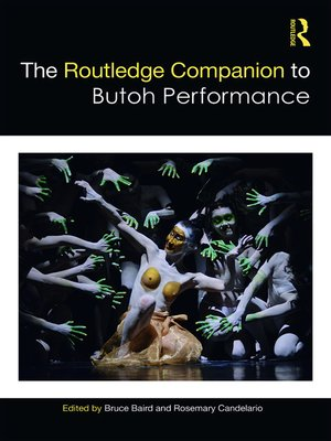 cover image of The Routledge Companion to Butoh Performance