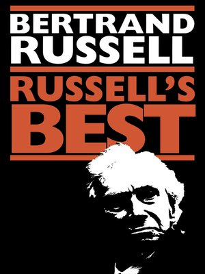 cover image of Russell's Best