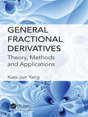 cover image of General Fractional Derivatives
