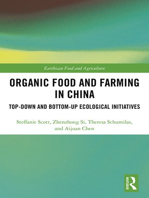 cover image of Organic Food and Farming in China