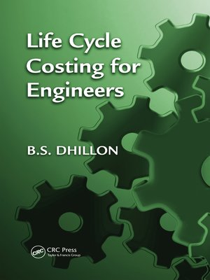 cover image of Life Cycle Costing for Engineers