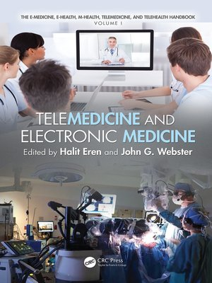 cover image of Telemedicine and Electronic Medicine