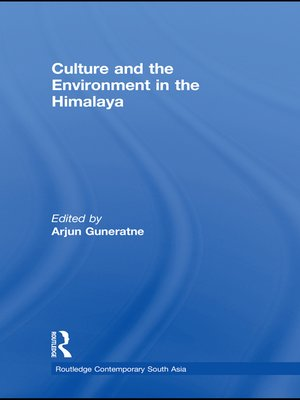 cover image of Culture and the Environment in the Himalaya