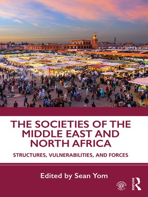 cover image of The Societies of the Middle East and North Africa