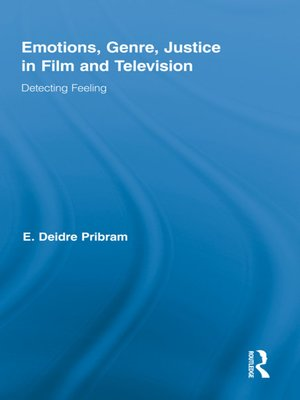 cover image of Emotions, Genre, Justice in Film and Television