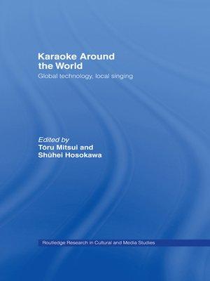 cover image of Karaoke Around the World